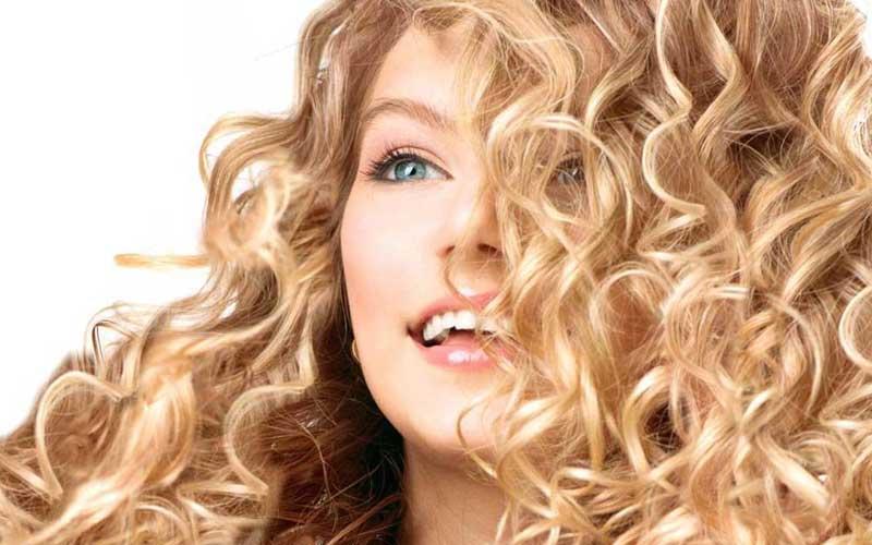 موی مجعد و فر