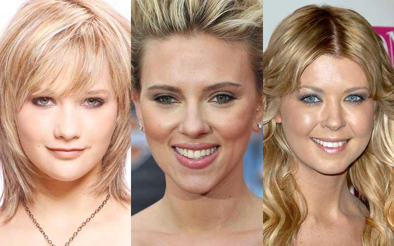 آرایش مناسب صورت مثلثی