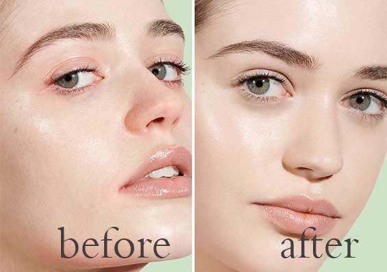 کاربرد و تاثیر پرایمر در روشن کنندگی پوست
