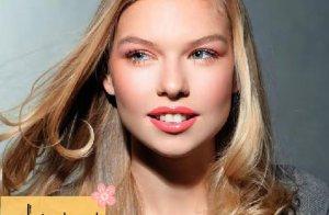 آرایش ساده دخترانه