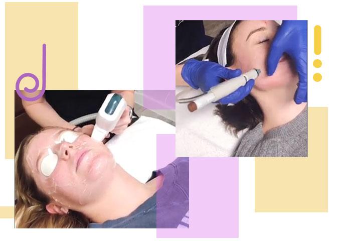 آموزش پاکسازی صورت در دترلند