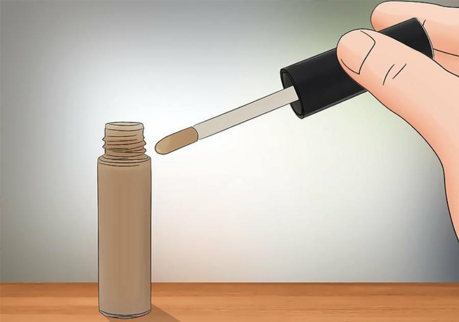 کانسیلر مایع