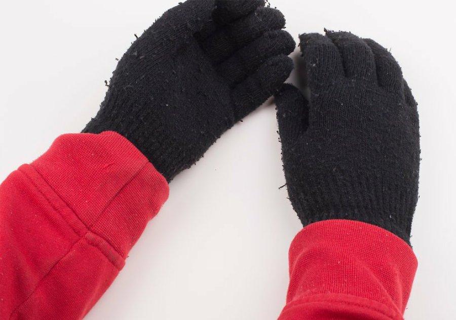 مراقبت از دست ها با دستکش