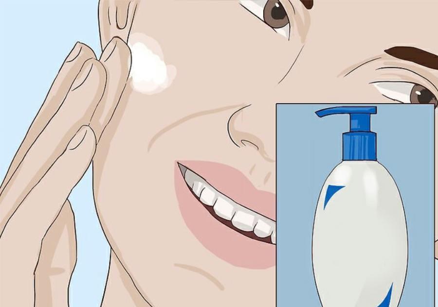 شستن و تمیز کردن پوست صورت
