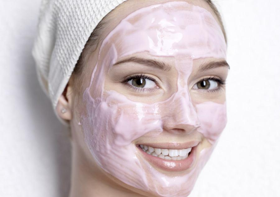 استفاده از ماسک ضد چربی