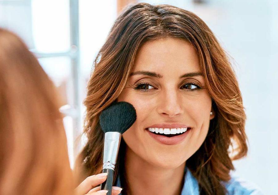 آرایش روزانه ساده و سریع