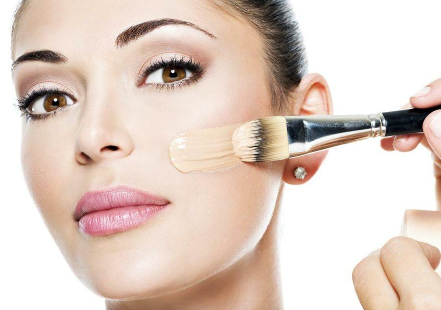 استفاده از کانسیلر مخصوص پوست خشک