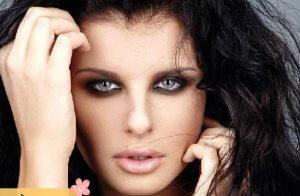 آرایش مشکی