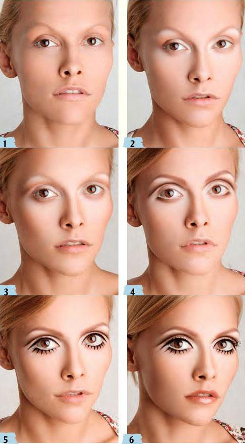 آموزش آرایش به سبک توییگی