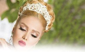 آموزش آرایش عروس در دترلند