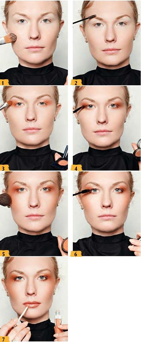 آموزش آرایش مسی