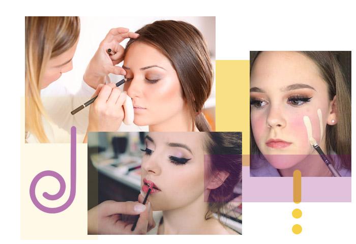 آموزش آرایش و پیرایش زنانه