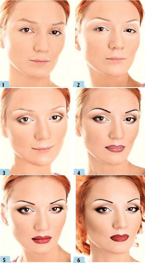 آموزش آرایش چشم خمار