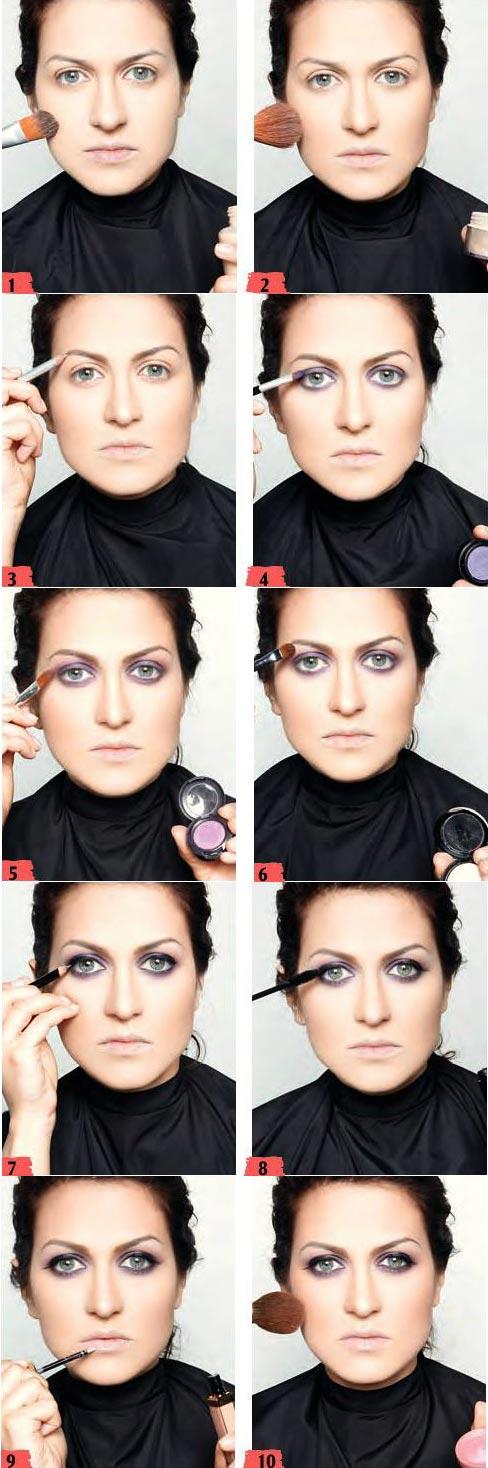 آموزش آرایش یاسی