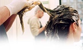آموزش رنگ کردن مو دترلند