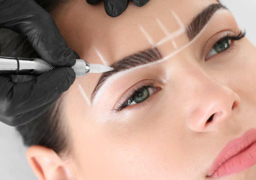 آرایش دائمی یا میکروپیگمنتیشن ابرو