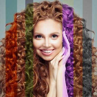 مقالات رنگ کردن مو