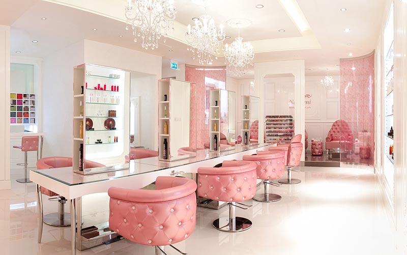 تاسیس آرایشگاه