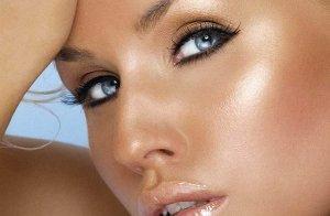 آرایش مناسب پوست سبزه و گندمی