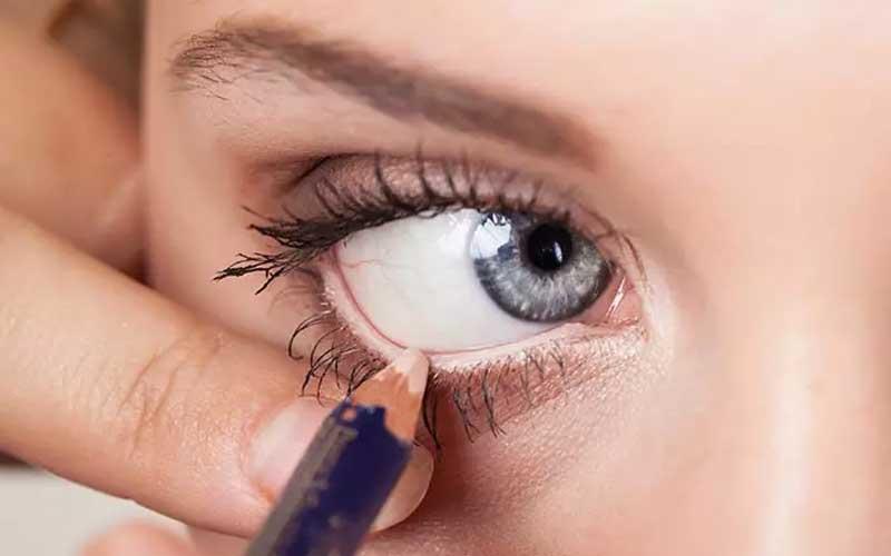 استفاده از خط چشم سفید