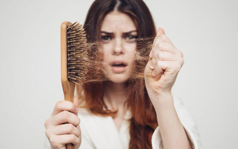 جلوگیری از ریزش مو با رژیم غذایی عالی