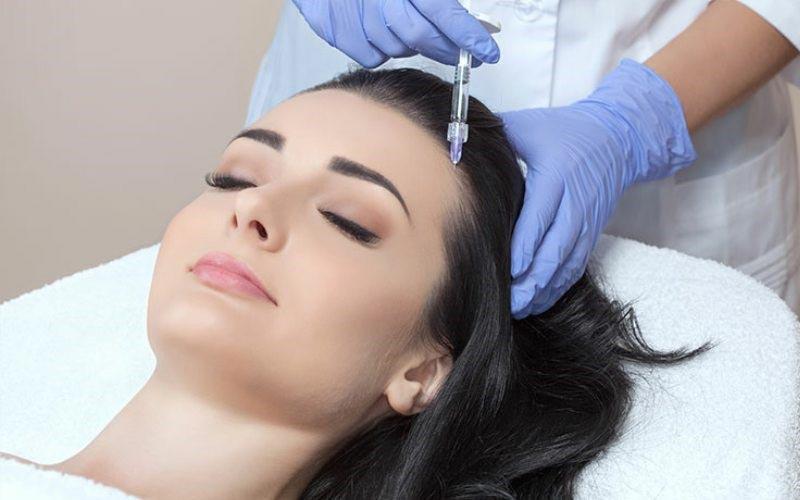 درمان مزوتراپی برای جوانسازی و زیبایی پوست صورت