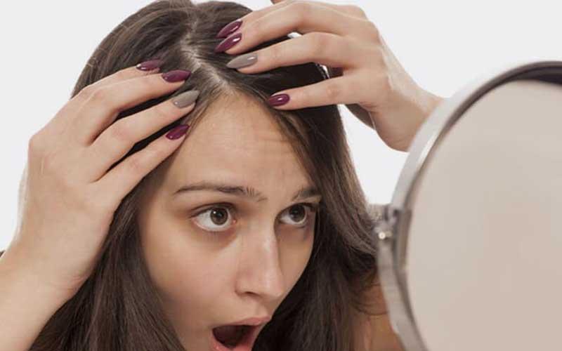 عوامل غیر طبیعی ریزش مو