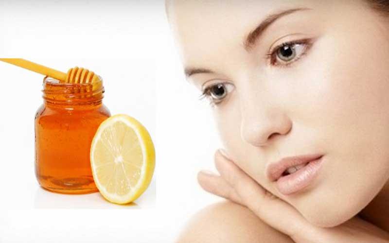 ماسک عسل به عنوان پاک کننده آرایش