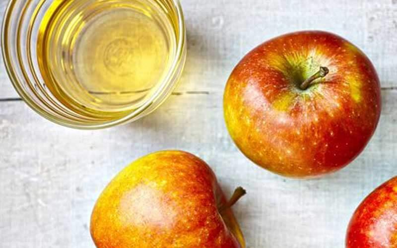 ماسک عسل، سرکه سیب و روغن نارگیل