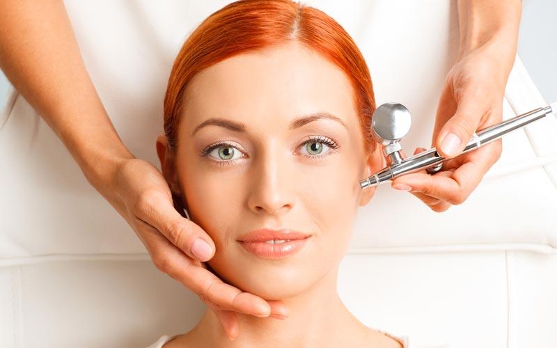 هیدرودرمی یا آبرسانی پوست صورت