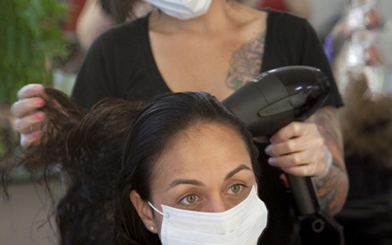 وظایف آرایشگاه ها برای پیشگیری از انتشار ویروس کرونا