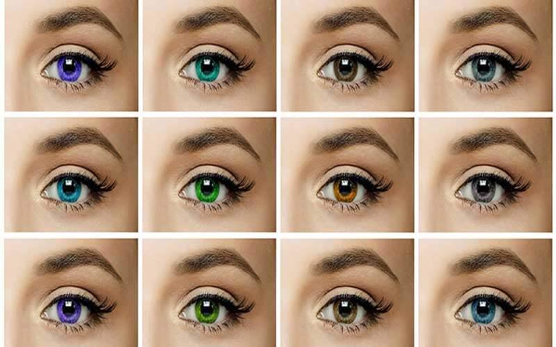 راهنمای انتخاب صحیح لنز رنگی