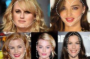 مدل موی مناسب برای انواع فرم صورت