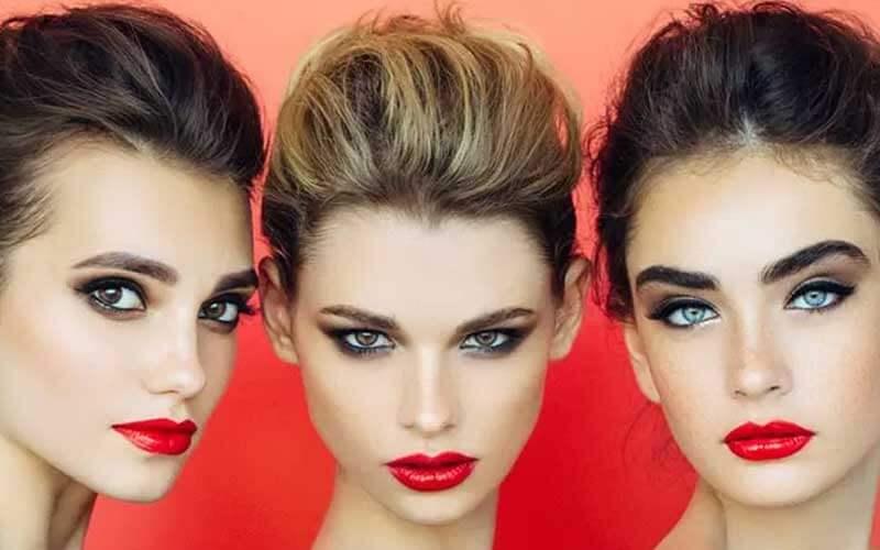 میکاپ و آرایش مناسب انواع فرم صورت