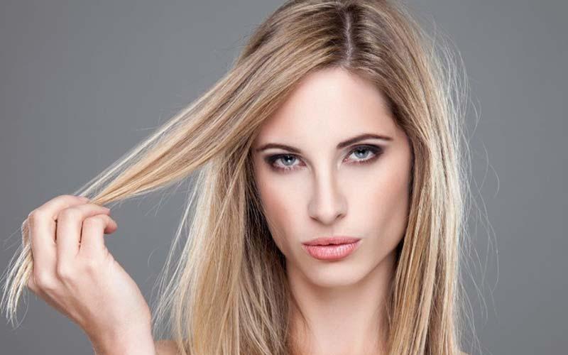 رفع تناژ بد رنگ مو