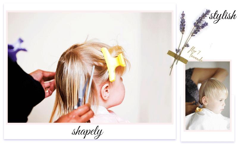 آموزش کوتاهی موی کودک