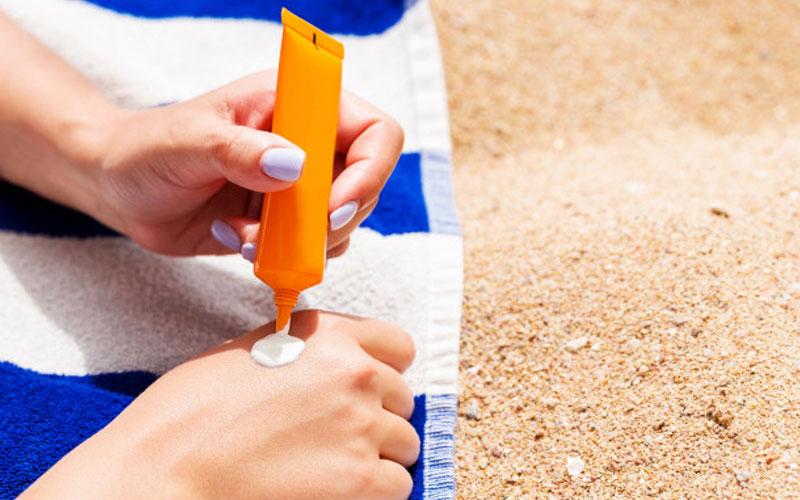 ضد آفتاب پوست حساس