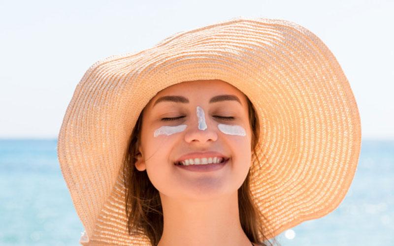 ضد آفتاب پوست خشک