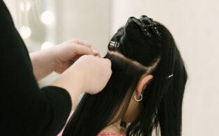اکستنشن لیزری مو چگونه است؟