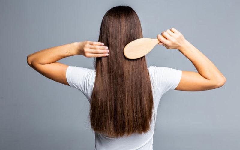 درست کردن رنگ مو با نسکافه