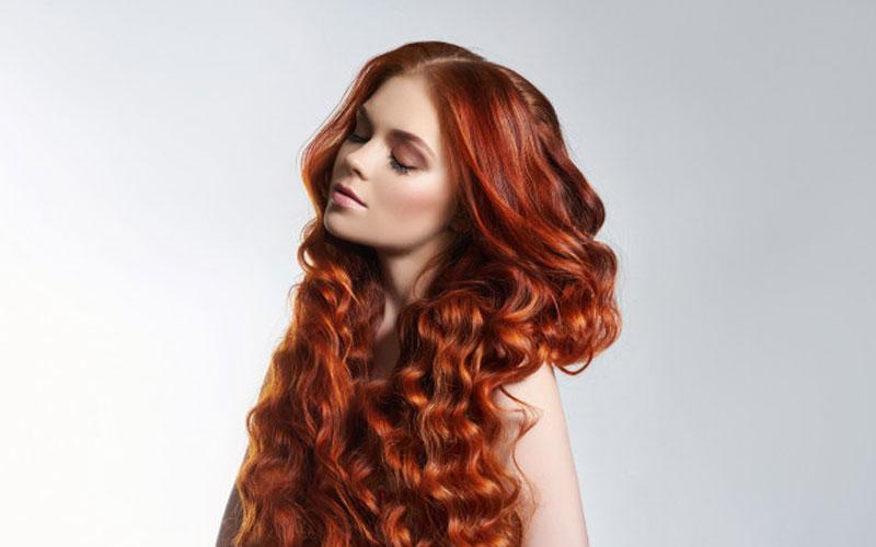 رنگ کردن مو مشکی با مواد طبیعی