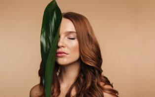 رنگ کردن مو سفید با مواد طبیعی
