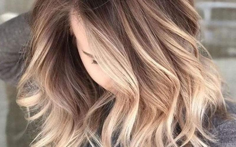 مدل رنگ مو مش ۲۰۲۰