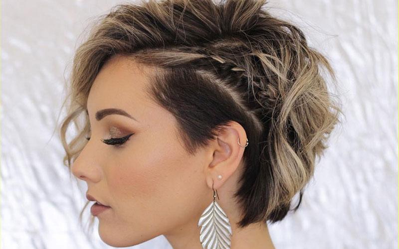 مدل موی کوتاه زنانه ۲۰۲۰