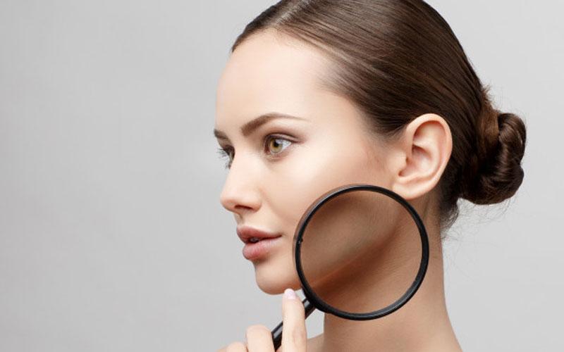 چگونگی شناخت نوع پوست