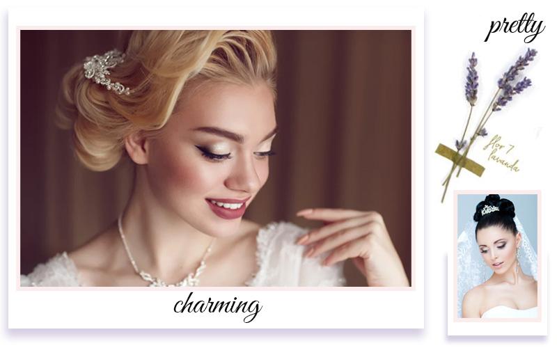آموزش آرایش عروس با مدرک فنی و حرفه ای