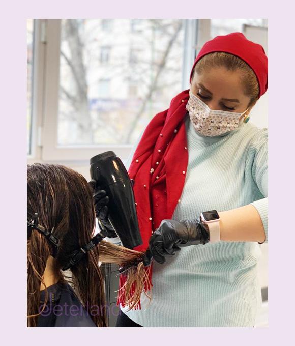 دوره تخصصی آموزش احیا و مراقبت از مو