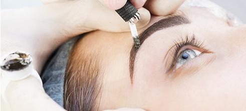 مراحل یادگیری آرایش دائم