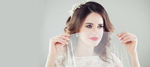 مراحل یادگیری آرایش عروس