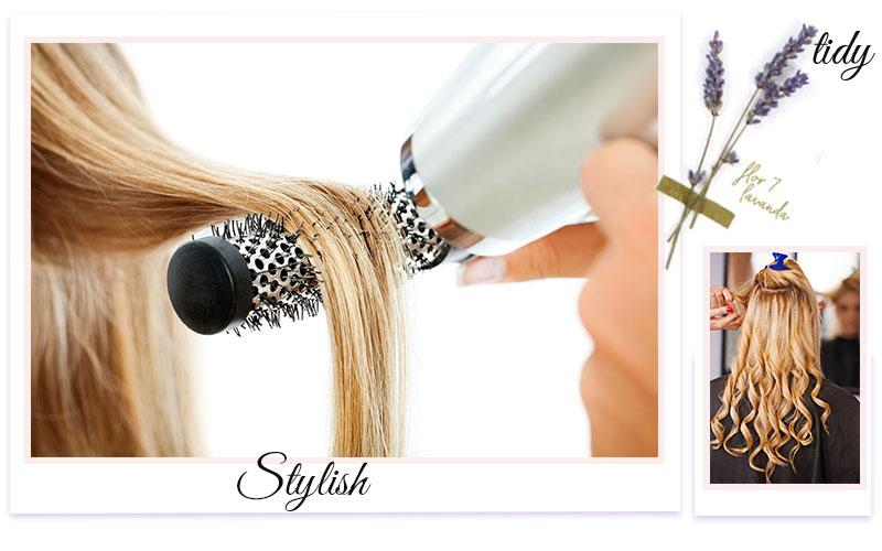 آموزش براشینگ مو با مدرک فنی و حرفه ای